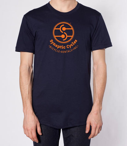 Active Zone T-shirts - Synaptic Cycles Shop