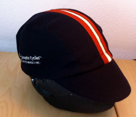 Wool Cycling Caps - Synaptic Cycles Shop