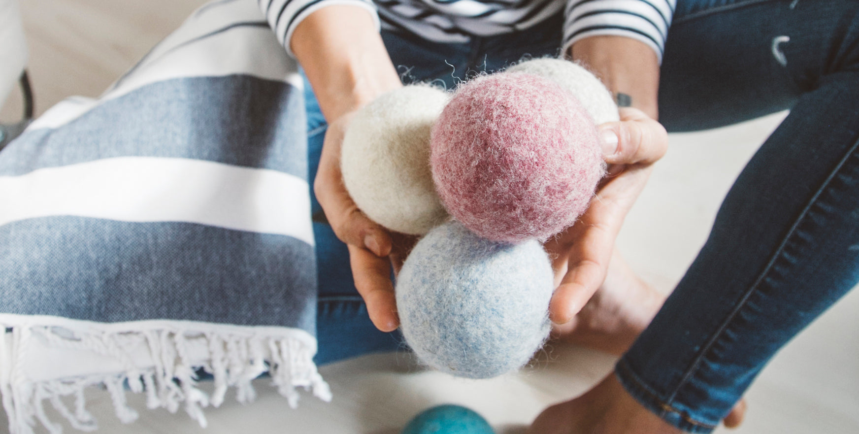 Wool Dryer Ball Sale