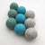 LooHoo Wool Dryer Balls - Optimum 9-Pack