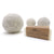 LooHoo Wool Dryer Balls + Stain Stick Bundle