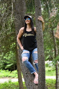 Hellion Women's Flowy Tank Top