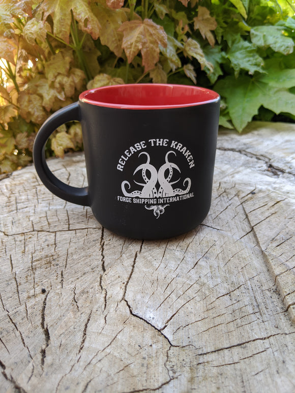 Forge Shipping International Coffee Mug