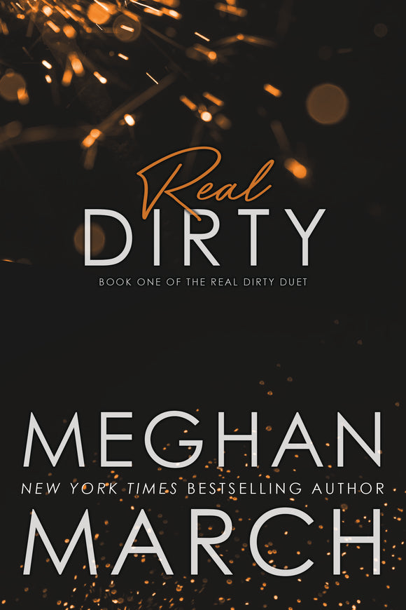 Real Dirty New Cover