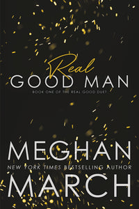 Real Good Man New Cover