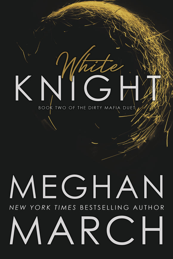 White Knight New Cover