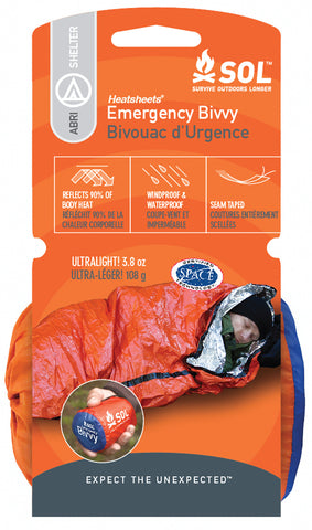 Adventure Medical: SOL Emergency Bivvy [Product ID: 0140-1138]