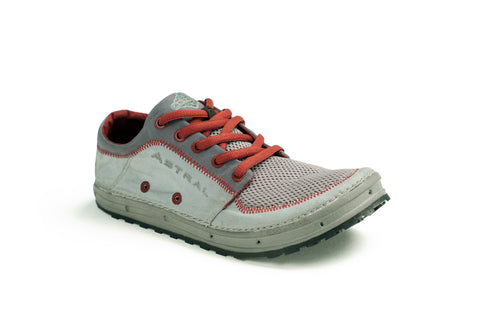 Astral Designs: Brewess Watershoe (Gray/Maroon)