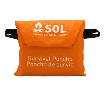 Adventure Medical: SOL Survival Poncho [Product ID: 0140-6000]