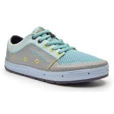 Astral Designs: Brewess Watershoe (Gray/Turquoise)
