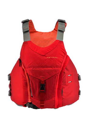 Astral Designs: Layla PFD (Rosa Red)