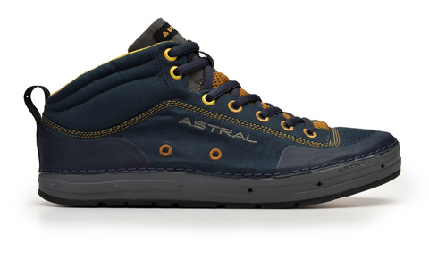 Astral Designs: Rassler Watershoe (Navy/Brown)