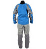 Kokatat: Paddling Suit; Surge with Switch Zip; GoreTex; Women (Electric Blue)