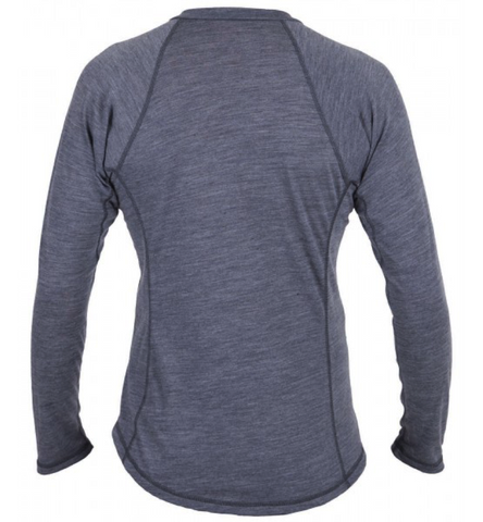 Kokatat: Wool Core LS Shirt Men (Charcoal)