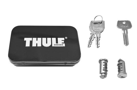 Thule Lock Cylinder, 2-pack [Product ID 512]