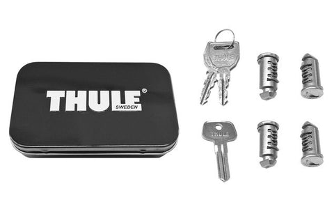 Thule Lock Cylinder, 4-pack [Product ID 544]