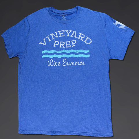Men's Blue Waves T-Shirt