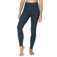 Load image into Gallery viewer, Bar Method x Beyond Yoga Deep Sapphire Legging