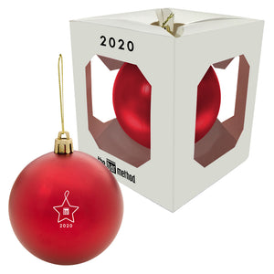 Holiday Ornaments 2020 Edition