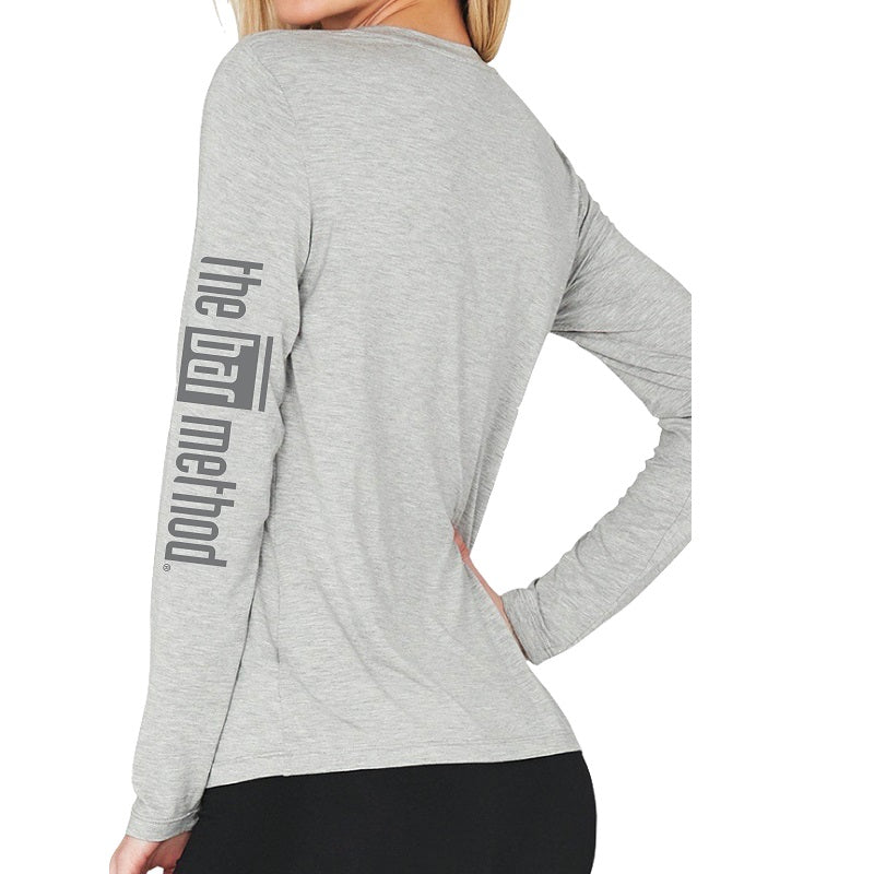 Bar Method X Boody Long Sleeve Tee