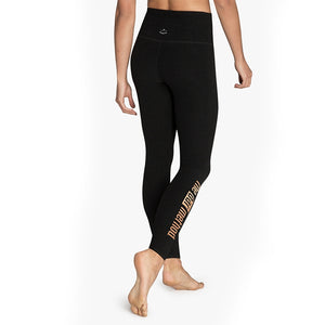 Bar method x beyond yoga spacedye legging darkest night