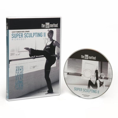 Super sculpting ii workout dvd