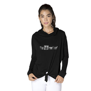 Bar Method x Beyond Yoga All About It Hoodie