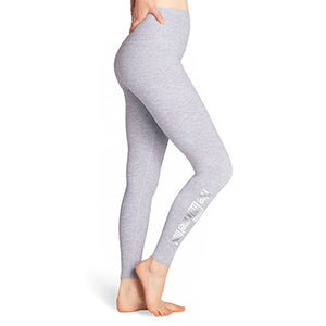 Bar method x beyond yoga spacedye legging wild wisteria