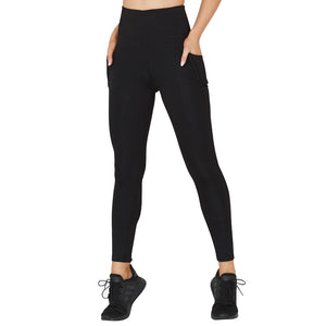 Bar Method X Boody High Waist Legging with Pocket