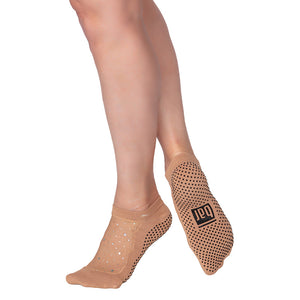 Bar Method X Shashi Star Nude Socks
