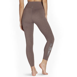 Bar Method X Beyond Yoga Pink Lei Plush Leggings