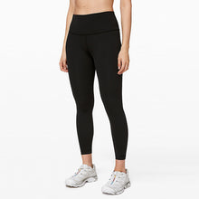Load image into Gallery viewer, Bar Method // lululemon Wunder Under Tight 25'
