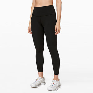 Bar Method // lululemon Wunder Under Tight 25'