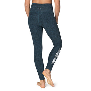 Bar Method x Beyond Yoga Deep Sapphire Legging