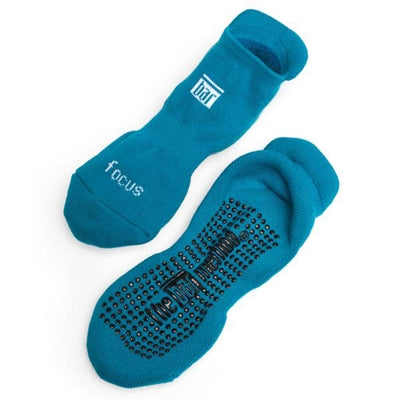 Grip socks - deep teal
