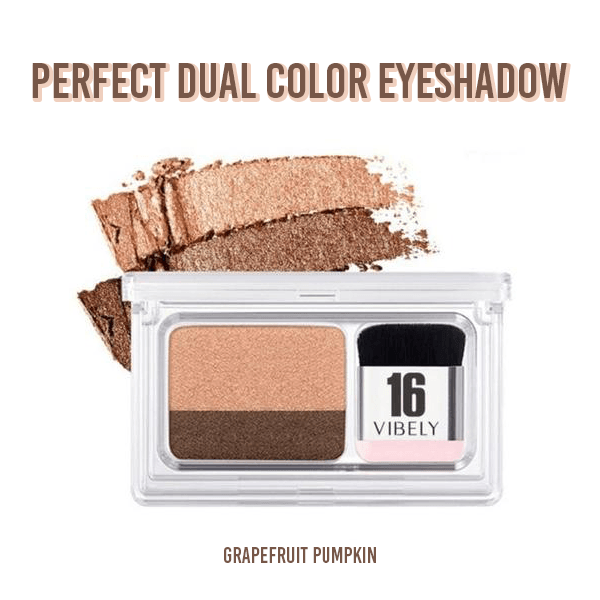 Perfect Dual Color Eyeshadow