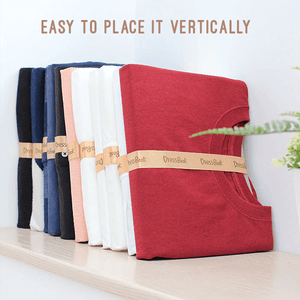 Book-shaped Closet Organizer
