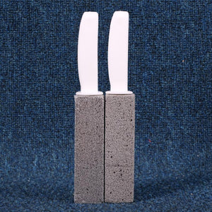 Toilet Cleansing Pumice Stone Wand - Clevativity