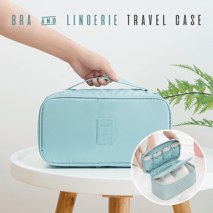 Bra & Lingerie Travel Case