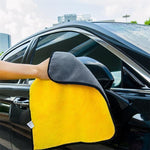 Super Absorbent Car Cleaning Towel - Clevativity