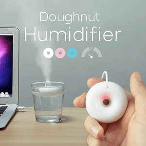 USB Doughnut Humidifier - Clevativity