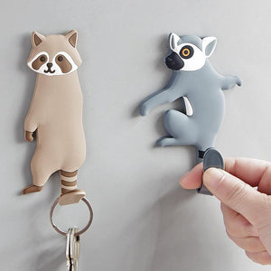 Cartoon Animal Wall Hook