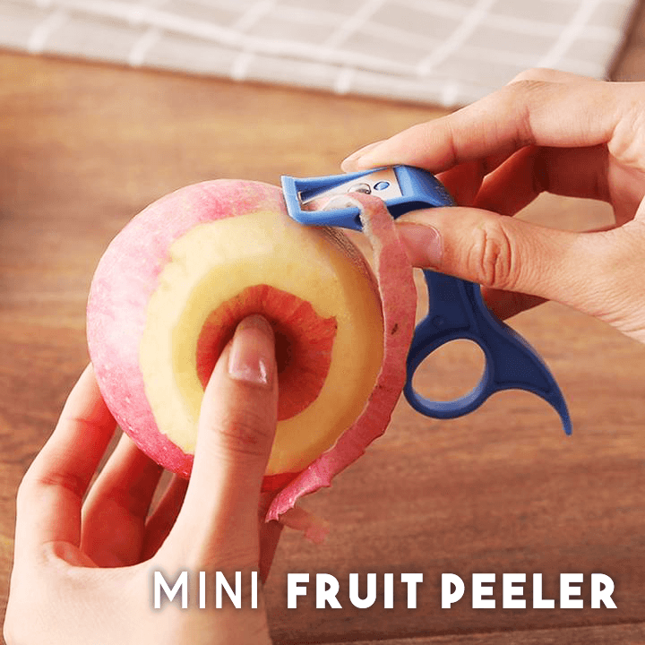 Mini Fruit & Vegetable Peeler