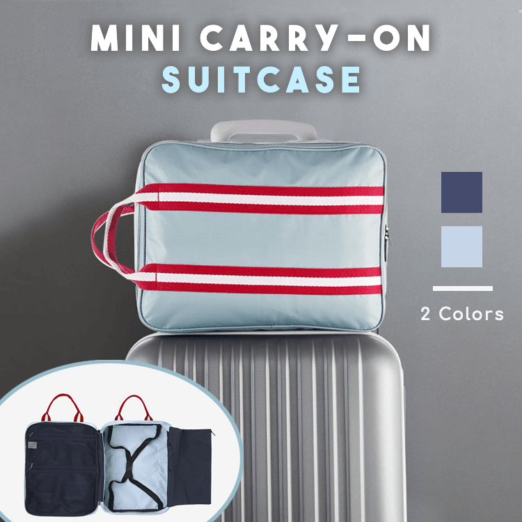 Mini Carry-On Suitcase