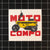 Motocompo Sticker