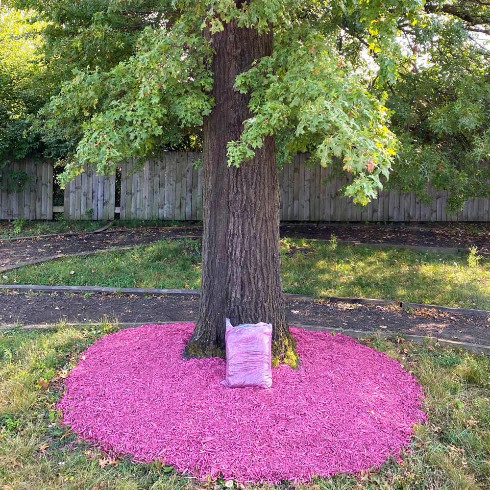 CLICK HERE FOR PINK MULCH