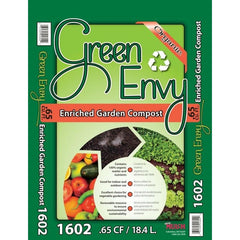 Green Envy Garden Compost (.65cf) #1602