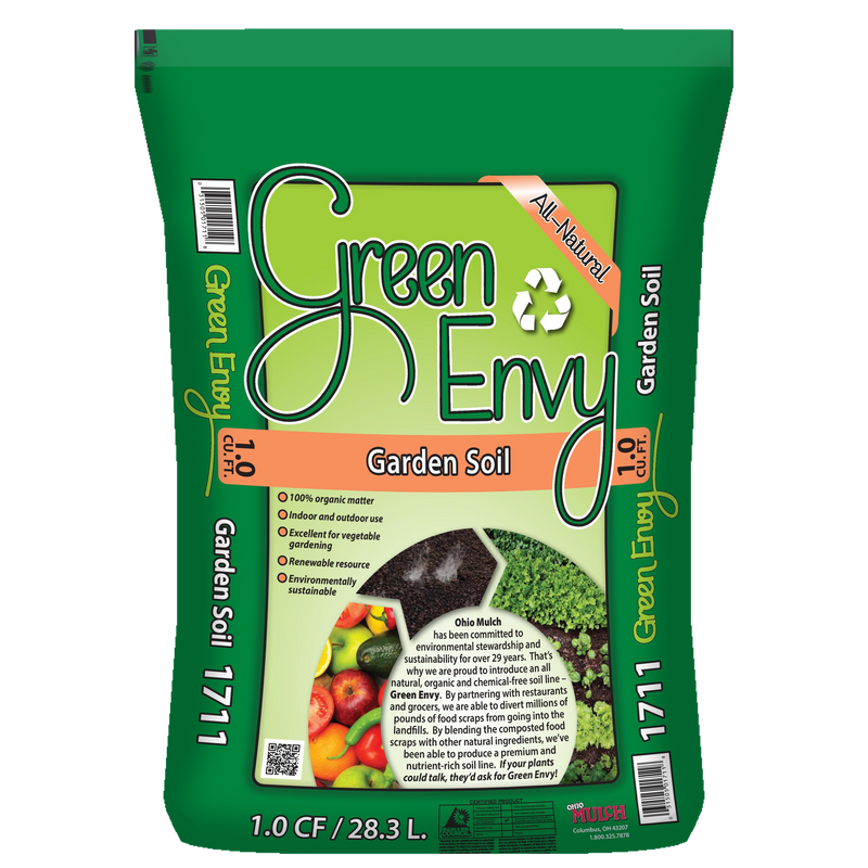 #1711 1.0cf Green Envy Garden Soil