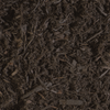 #1980 (1 cu yd) Absolute Brown Shredded Mulch, bulk