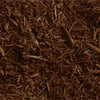 Brown Quad Shredded Mulch, bulk (1 cu yd) #1980q